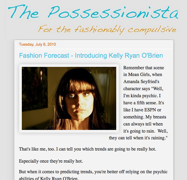 Forcast possessionista
